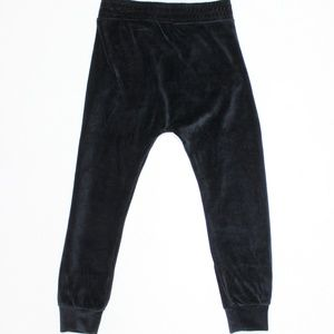 Adriano Goldschmied Girl Velour Skinny Jogger Pant